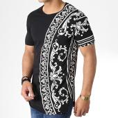 /achat-t-shirts-longs-oversize/ikao-tee-shirt-oversize-f529-noir-blanc-181084.html