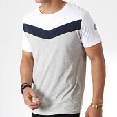 /achat-t-shirts/la-maison-blaggio-tee-shirt-metoli-gris-chine-blanc-181131.html