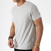 /achat-t-shirts-poche/la-maison-blaggio-tee-shirt-poche-metili-gris-chine-181136.html