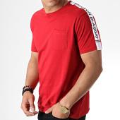 /achat-t-shirts-poche/la-maison-blaggio-tee-shirt-poche-metili-rouge-181143.html