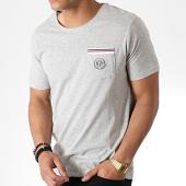 /achat-t-shirts-poche/la-maison-blaggio-tee-shirt-poche-milkeli-gris-chine-181163.html