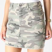 /achat-jupes/only-jupe-femme-rhonda-vert-kaki-camouflage-181076.html