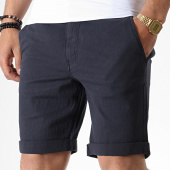 /achat-shorts-chinos/selected-short-chino-straight-paris-mix-bleu-marine-180934.html
