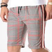 /achat-shorts-jogging/uniplay-short-a-carreaux-avec-bandes-t3381-beige-vert-kaki-rouge-180923.html