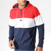 /achat-sweats-capuche/wrung-sweat-capuche-hank-bleu-marine-blanc-rouge-180979.html