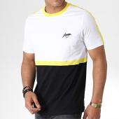 /achat-t-shirts/wrung-tee-shirt-sharp-blanc-noir-jaune-180994.html