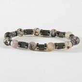 /achat-bracelets/black-needle-bracelet-74-blanc-marbre-metallique-181358.html