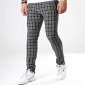 /achat-pantalons-carreaux/classic-series-pantalon-carreaux-3117-noir-gris-181393.html