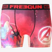/achat-boxers/freegun-boxer-iron-man-rouge-181442.html