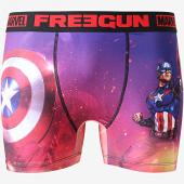 /achat-boxers/freegun-boxer-captain-america-violet-rouge-181444.html