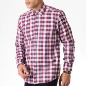 /achat-chemises-manches-longues/mtx-chemise-manches-longues-a-carreaux-trm120-rouge-blanc-bleu-marine-181237.html