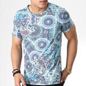 /achat-t-shirts/mtx-tee-shirt-tm0175-bleu-clair-floral-181241.html
