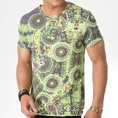 /achat-t-shirts/mtx-tee-shirt-tm0175-vert-floral-181242.html