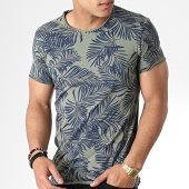 /achat-t-shirts/mtx-tee-shirt-tm0178-vert-kaki-floral-181248.html