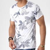 /achat-t-shirts/mtx-tee-shirt-tm0174-blanc-floral-181251.html