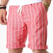 /achat-shorts-chinos/mtx-short-chino-a-rayures-tm0136-rouge-chine-181294.html