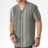 /achat-chemises-manches-courtes/mtx-chemise-manches-courtes-tm0140-vert-blanc-181387.html