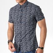 /achat-chemises-manches-courtes/mtx-chemise-manches-courtes-dx2127-noir-floral-181411.html