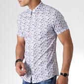 /achat-chemises-manches-courtes/mtx-chemise-manches-courtes-dx2127-blanc-floral-181412.html
