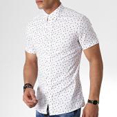 /achat-chemises-manches-courtes/mtx-chemise-manches-courtes-dx2106-blanc-floral-181417.html