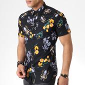 /achat-chemises-manches-courtes/mtx-chemise-manches-courtes-dx2156-noir-floral-181419.html
