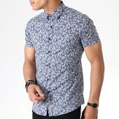 /achat-chemises-manches-courtes/mtx-chemise-manches-courtes-2080-bleu-marine-floral-181427.html