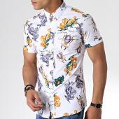 /achat-chemises-manches-courtes/mtx-chemise-manches-courtes-dx2156-blanc-floral-181429.html