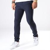 /achat-pantalons-carreaux/classic-series-pantalon-de-costume-m-3113-bleu-marine-181461.html