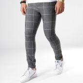 /achat-pantalons-carreaux/classic-series-pantalon-a-carreaux-3100-gris-anthracite-181503.html