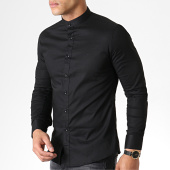 /achat-chemises-manches-longues/mtx-chemise-manches-longues-col-mao-c202-n-noir-181548.html