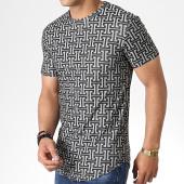 /achat-t-shirts-longs-oversize/uniplay-tee-shirt-oversize-uy371-noir-gris-renaissance-181565.html