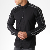 /achat-chemises-manches-longues/hugo-by-hugo-boss-chemise-manches-longues-a-bandes-edur-50410092-noir-181617.html