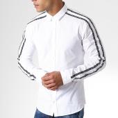 /achat-chemises-manches-longues/hugo-by-hugo-boss-chemise-manches-longues-a-bandes-edur-50410092-blanc-181618.html