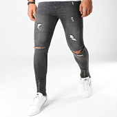 /achat-jeans/lbo-jean-super-skinny-fit-dechire-avec-zips-793-ss-12d-denim-noir-181645.html