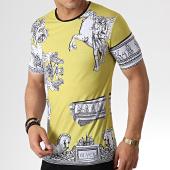 https://www.laboutiqueofficielle.com/achat-t-shirts/ikao-tee-shirt-f543-vert-kaki-blanc-renaissance-181768.html