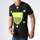 /achat-t-shirts-longs-oversize/ikao-tee-shirt-oversize-f523-noir-jaune-fluo-181830.html