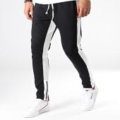 /achat-pantalons-joggings/ikao-pantalon-jogging-a-bandes-f565-noir-181833.html