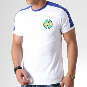 /achat-t-shirts/okawa-sport-tee-shirt-a-bandes-olive-et-tom-new-team-1-blanc-bleu-roi-181700.html
