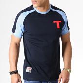 /achat-t-shirts/okawa-sport-tee-shirt-olive-et-tom-toho-bleu-marine-bleu-clair-181703.html