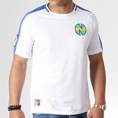 /achat-t-shirts/okawa-sport-tee-shirt-de-sport-a-bandes-olive-et-tom-new-team-1-blanc-bleu-roi-181707.html