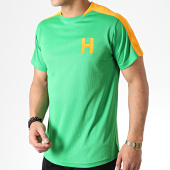 /achat-t-shirts/okawa-sport-tee-shirt-de-sport-a-bandes-olive-et-tom-hotdog-vert-orange-181721.html