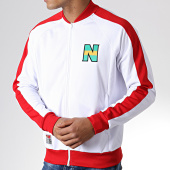 /achat-vestes/okawa-sport-veste-zippee-a-bandes-olive-et-tom-new-team-2-blanc-rouge-181755.html