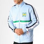 /achat-vestes/okawa-sport--veste-zippee-a-bandes-new-team-2-bleu-clair-181760.html