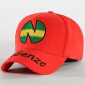 /achat-casquettes-de-baseball/okawa-sport-casquette-w-genzo-new-team-rouge-181783.html