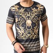 /achat-t-shirts/classic-series-tee-shirt-renaissance-aj904-noir-dore-181889.html