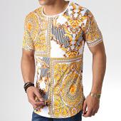 /achat-t-shirts-longs-oversize/classic-series-tee-shirt-oversize-renaissance-hnf001-blanc-181904.html
