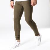 https://www.laboutiqueofficielle.com/achat-jeans/grj-denim-jean-slim-13817-vert-kaki-181942.html