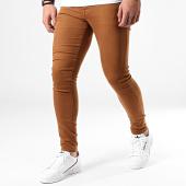 /achat-jeans/grj-denim-jean-skinny-13820-marron-181956.html
