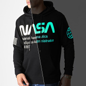 /achat-sweats-capuche/nasa-sweat-capuche-glow-in-the-dark-noir-181985.html