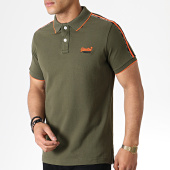 /achat-polos-manches-courtes/superdry-polo-manches-courtes-a-bandes-camouflage-team-sports-cali-m11204eu-vert-kaki-orange-181893.html
